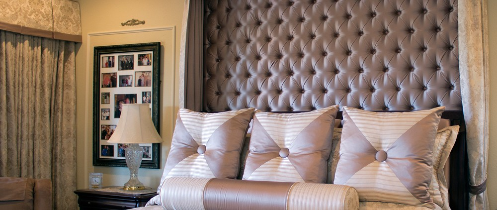 custom bedding upholstery in las vegas
