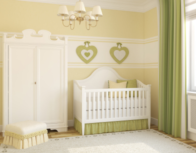 Custom Baby Bedding