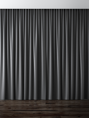 custom blackout drapes modern