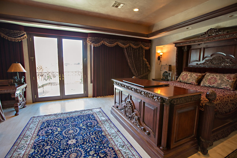 Elegant Traditional Las Vegas Interior Design 1