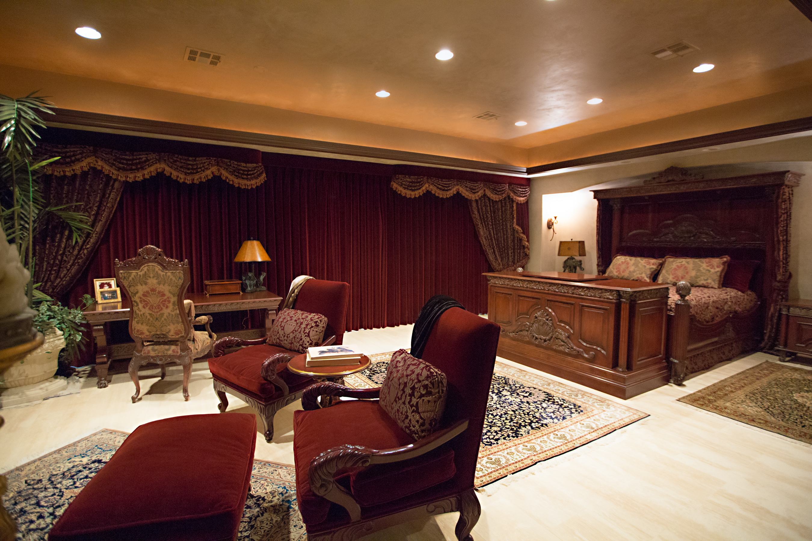 Upholstery and drapery gallery amore interiors for Interior design las vegas